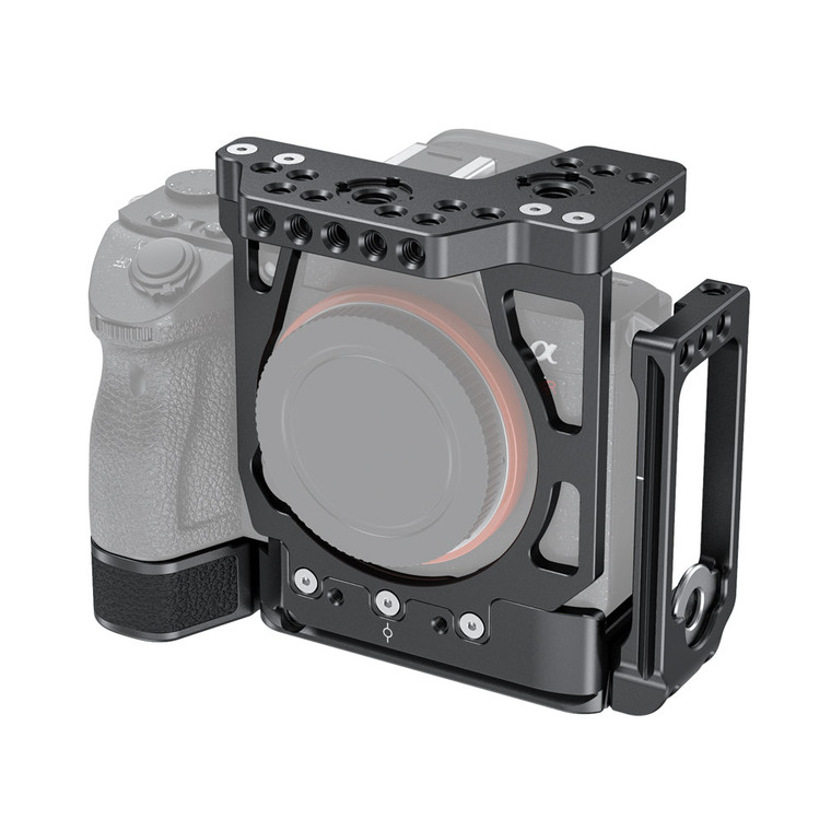 SmallRig Half Cage with Arca-Type L-Bracket for Sony a7 III and a7R III CCS2236