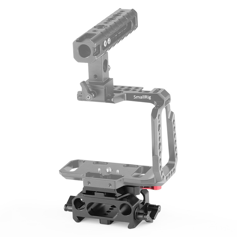 SmallRig Baseplate for BMPCC 4K (Manfrotto 501PL Compatible) 2266