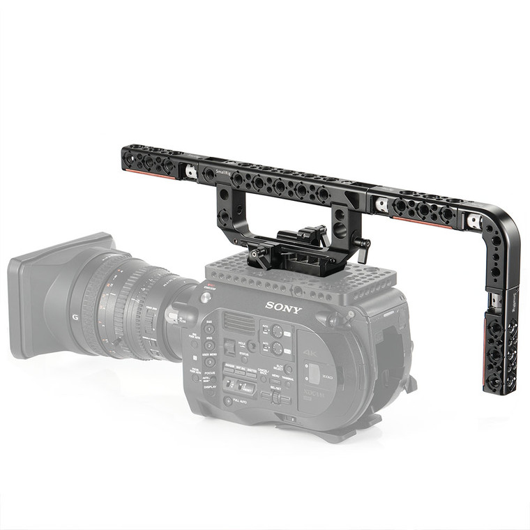 SmallRIg Top Handle with Extensions for FS7 FS7II FS5 URSA Mini RED KHTR2309