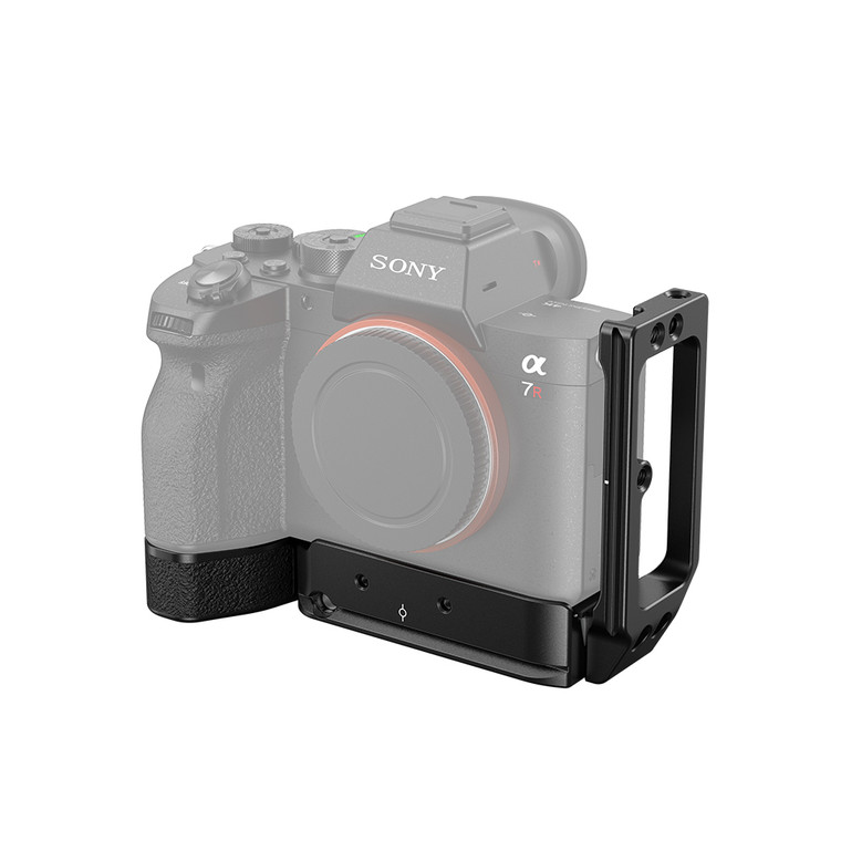 SmallRig L-Bracket for Sony Alpha 7R IV & Alpha 9 II LCS2417B