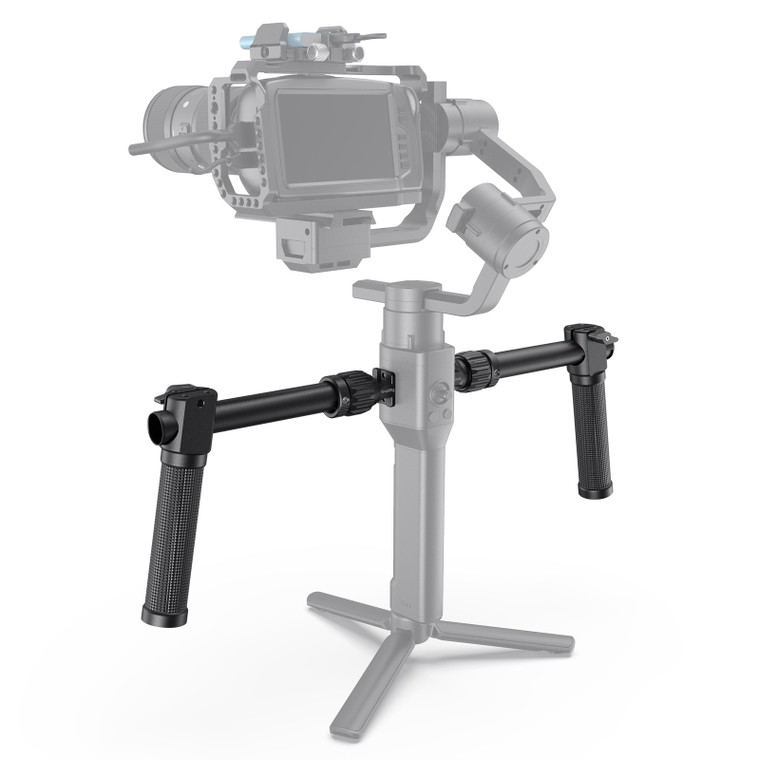 SmallRig Centered Dual Handgrip for DJI Ronin-S and Ronin-SC Gimbal MD2519