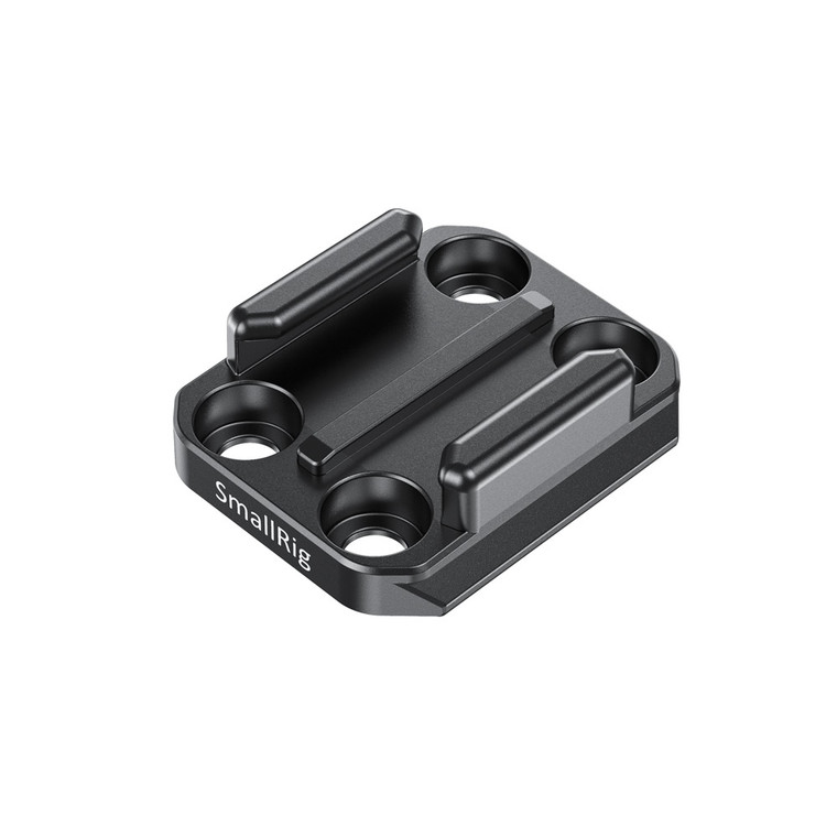 SmallRig Buckle Adapter with Arca Quick Release Plate for GoPro Cameras APU2668