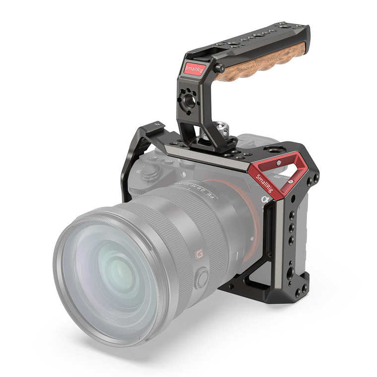 SmallRig Cage and Handle Kit for Sony A7 III and A7R III KCCS2694