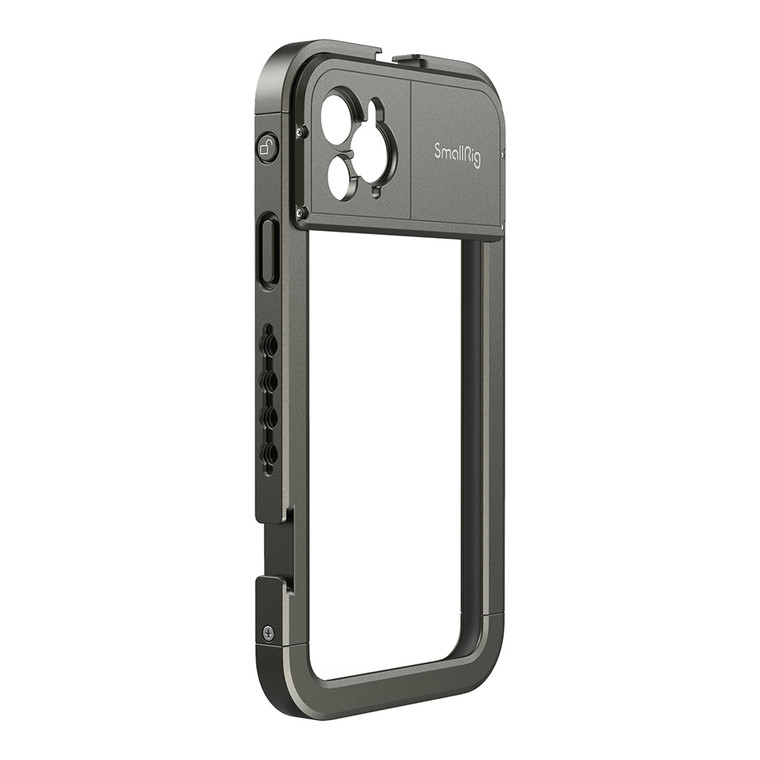 SmallRig Pro Mobile Cage for iPhone 11 Pro Max (17mm threaded lens version) 2777