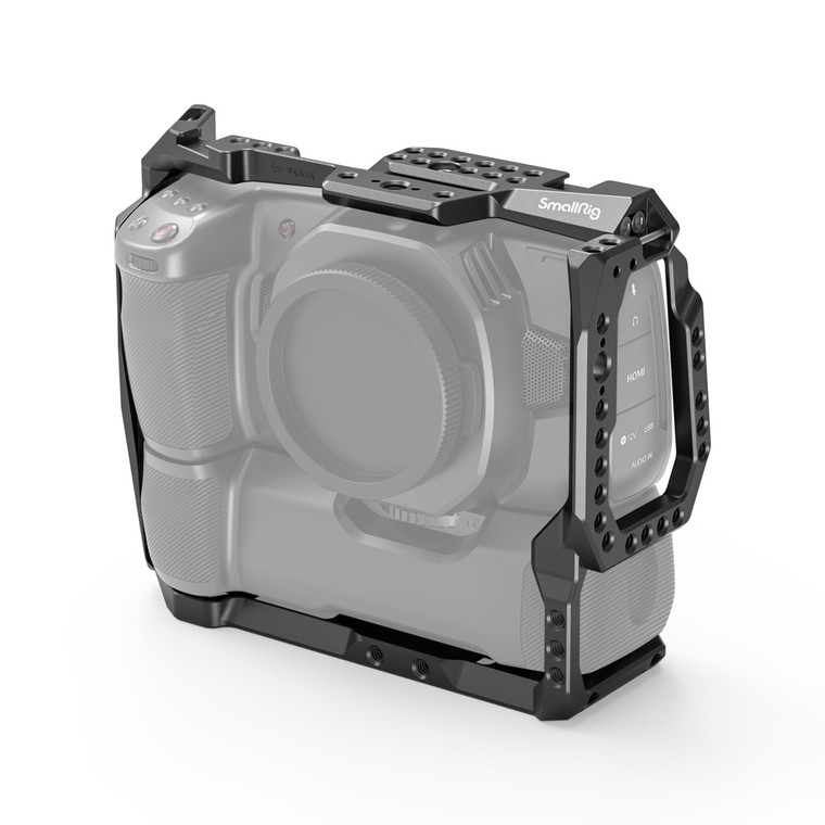 SmallRig Camera Cage for BMPCC 4K & 6K with Battery Grip Attached 2765