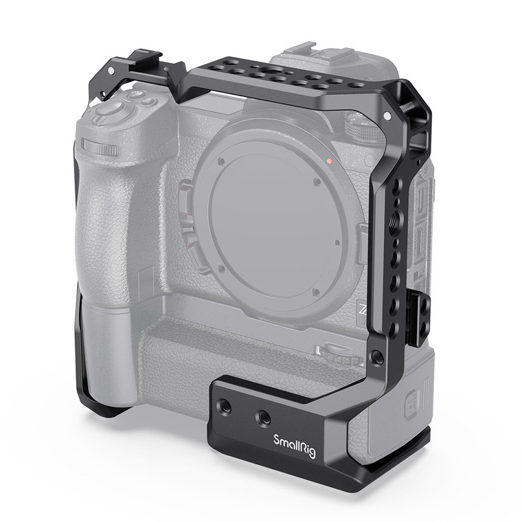 SmallRig Cage for Nikon Z6/Z7 with MB-N10 Battery Grip 2882