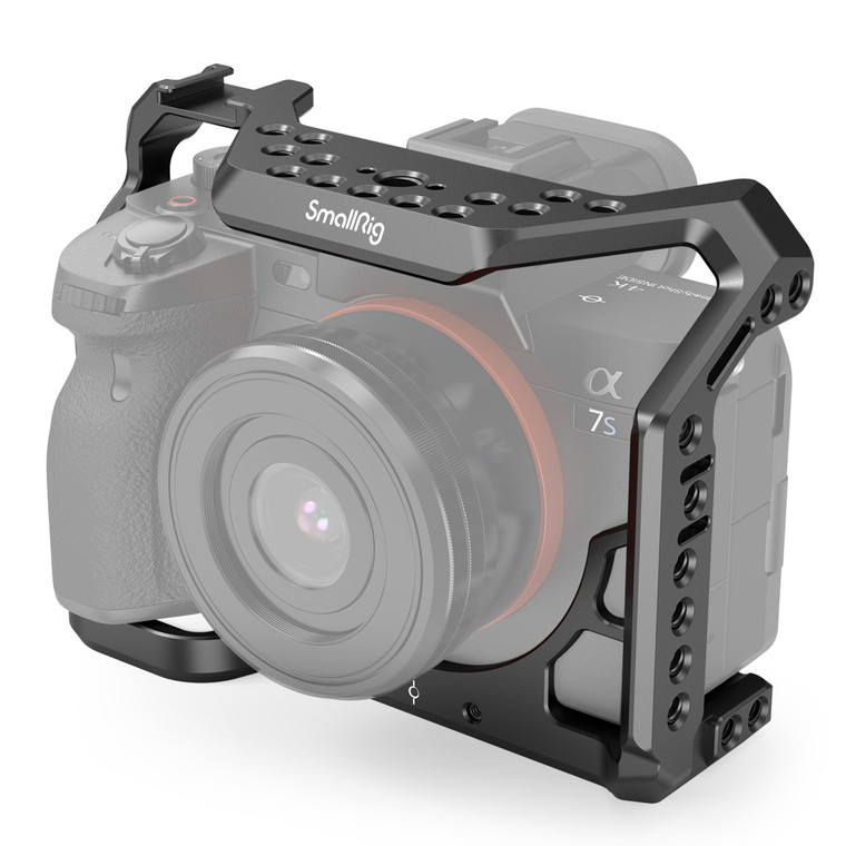 SmallRig Form-fitting Cage for Sony  Alpha 7S III Camera