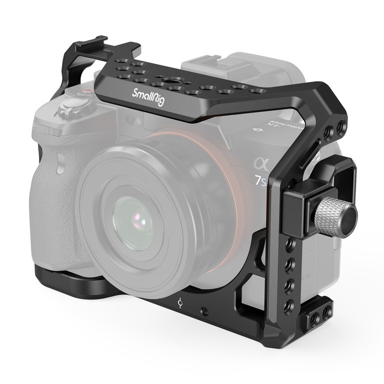 SmallRig SONY Alpha 7S III Cage & HDMI Cable Clamp 3007