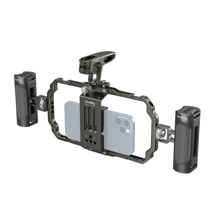 Smallrig Universal Mobile Phone Handheld Video Rig kit 3155
