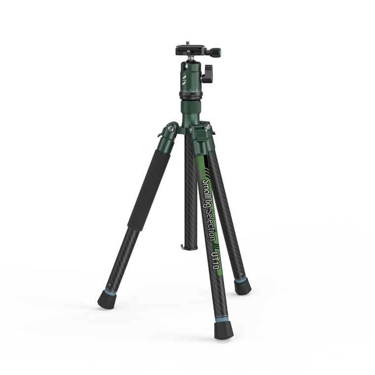 SmallRig Selection Ultra-light carbon fiber camera tripod UT10 3258