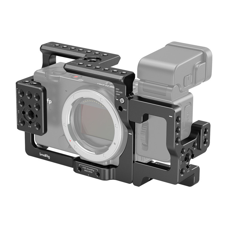 SmallRig Cage Kit for SIGMA fp Series 3227