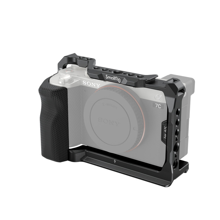 SmallRig Cage with Side Handle for Sony A7C Camera 3212-1