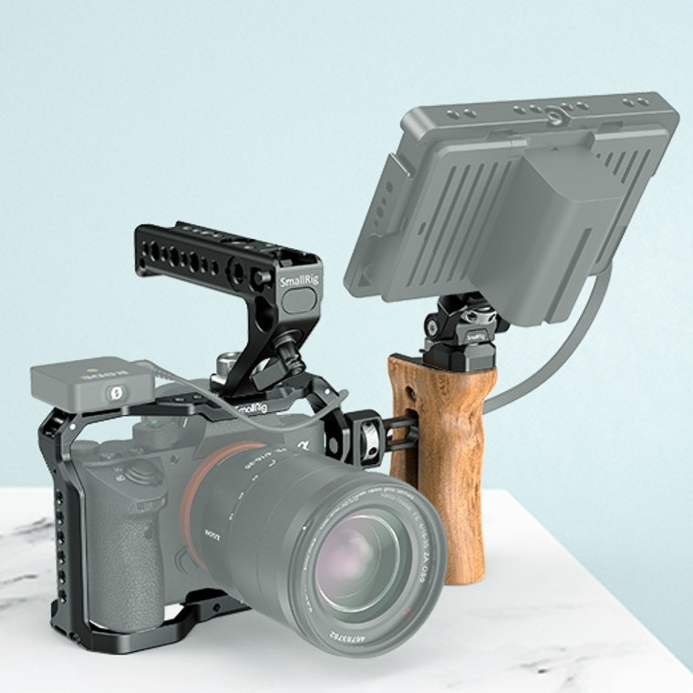 SmallRig Cage Kit for Sony A7 III A7R III A9-1