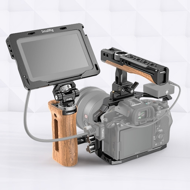 SmallRig Cage Kit for Sony A1/ A7S III 3424 -1