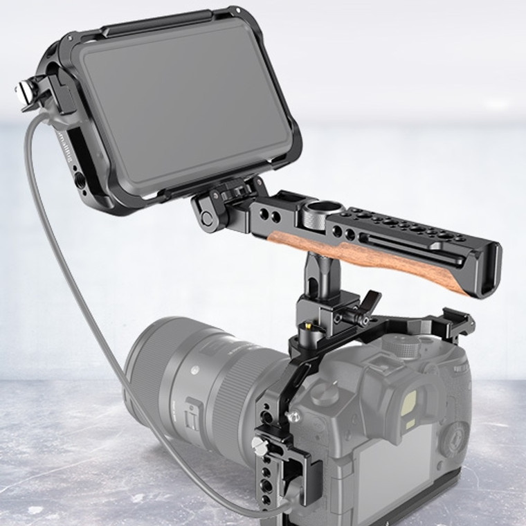 SmallRig Cage Kit for Panasonic GH5 and GH5S 3430-1