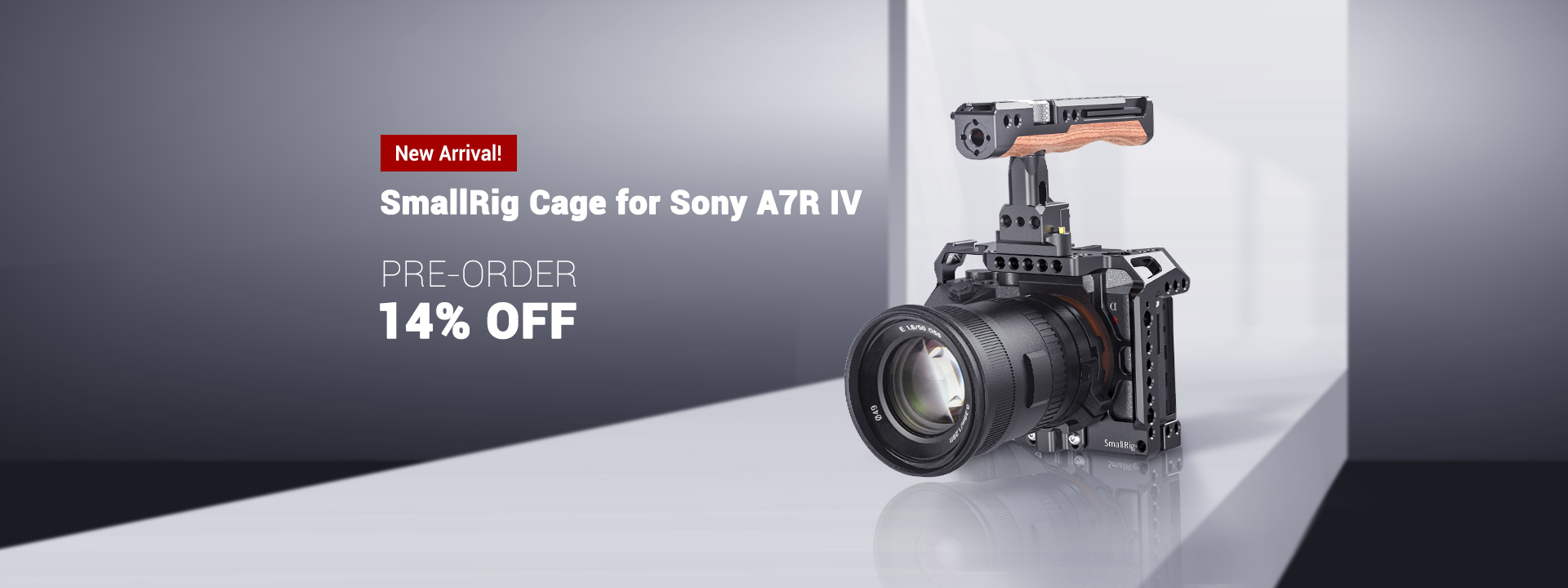 Sony A7R IV Cage