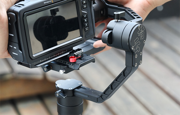 Bss2403 Smallrig Offset Plate Kit For Bmpcc 4k And 6k Compatible With Dji Ronin S Zhiyun Crane 2 Moza Air 2 Accessories Supplies Stabilizers