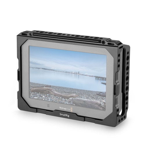 Smallrig Video Cage For Blackmagic Video Assist 1830
