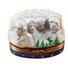 Mount Rushmore Rochard Limoges Box