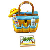 Beach Tote W/Hat & Accesories Rochard Limoges Box