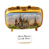 Russia Suitcase Rochard Limoges Box