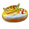 Beach Hammock Rochard Limoges Box