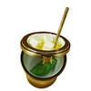 Mint Julep Glass Rochard Limoges Box