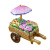 Flower Cart Rochard Limoges Box