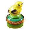 Limoges Imports Small Chick Limoges Box