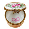 Limoges Imports Pink First Tooth Limoges Box