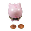 Limoges Imports Piggy Bank With Slot With Coins Limoges Box