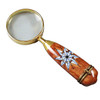Limoges Imports Magnifying Glass Limoges Box