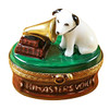 Limoges Imports His Master'S Voice Limoges Box