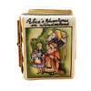 Limoges Imports Alice In Wonderland Book Limoges Box