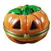 Limoges Imports Pumpkin Gold Inside Limoges Box