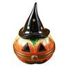 Limoges Imports Jack-O-Lantern W/Hat Limoges Box