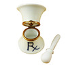 Limoges Imports Mortar And Pestle Limoges Box