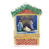 Limoges Imports Nativity W/Star Limoges Box