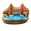 Limoges Imports Golden Gate Bridge Limoges Box