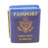 Limoges Imports Blue Us Passport Limoges Box
