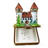 Limoges Imports Four Turret Castle Limoges Box