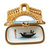 Limoges Imports Rialto Bridge In Venice Limoges Box