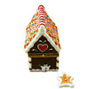 Gingerbread House Limoges Box (TX895-M)