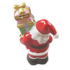 Limoges Imports Santa With Stacked Presents Limoges Box