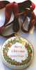 Staffordshire Queen Mary 2 Christmas Ornament (T311)