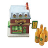 Rochard IRISH PUB WITH REMOVABLE BOTTLE OF BEER Limoges Box RT275-M