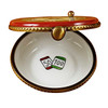 Limoges Imports ROULETTE WHEEL Limoges Box TG524-F