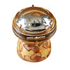 Limoges Imports CHAMPAGNE CORK Limoges Box TW413-G