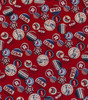 Republican Buttons Fabric