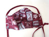 Face Mask in Texas A&M Vintage Pennants